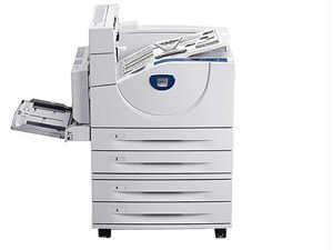 XEROX 5550-DT PHASER 5550 LASER PRINTER  50 PPM  1200