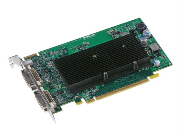 MATROX GRAPHICS M9120-E512F The Matrox M9120 graphics card
