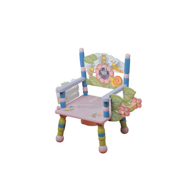 Teamson w-5093a Potty Chair With Music