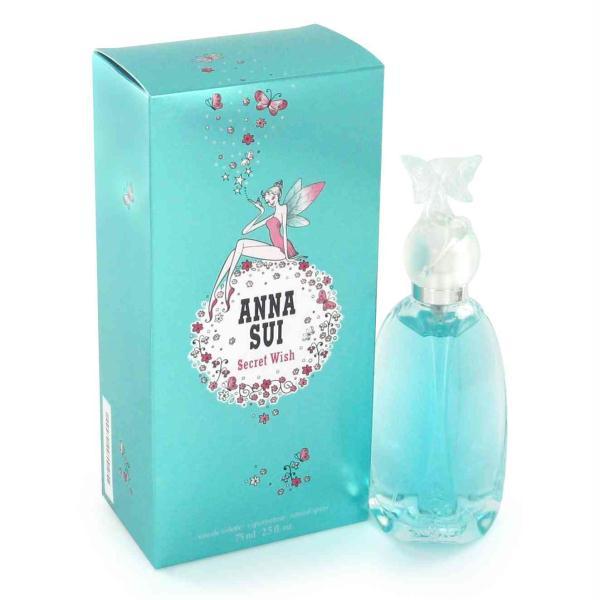 Secret Wish by Anna Sui Eau De Toilette Spray 1.7 oz