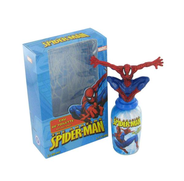 Spiderman By Marvel 1.7 oz Eau De Toilette Spray