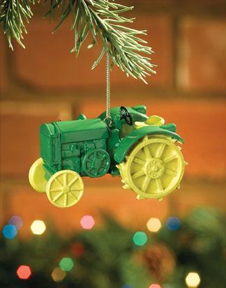 "IWDSC 0193-615848 2"" Resin John Deere Model D Ornament"