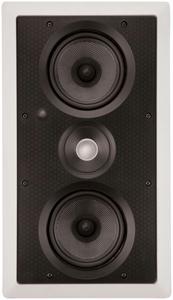 ARCHITECH PRESTIGE PS-525 LCRS DUAL 5.25 Inch KEVLARTM LCR IN-WALL SPEAKER