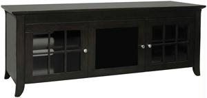 TECHCRAFT CRE60B TECHCRAFT CRE60B HI BOY CREDENZAS FOR FLAT PANEL TELEVISIONS 60 Inch
