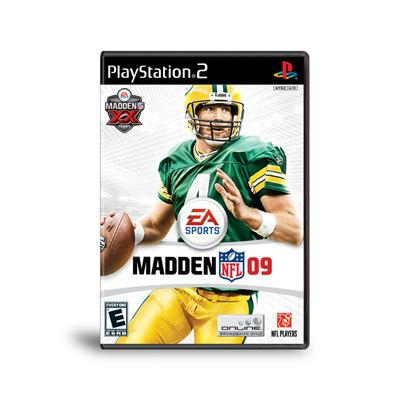 Electronics - Electronic Arts 15408 Madden NFL 09 PS2