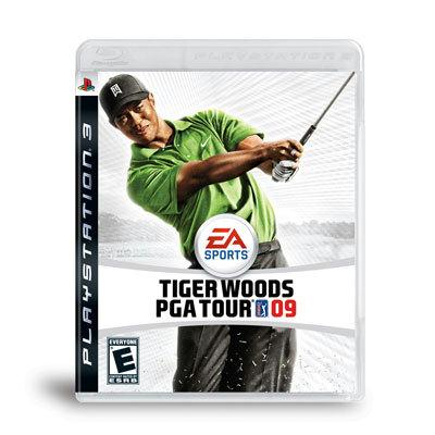 Tiger Electronics - Electronic Arts 15463 Tiger Woods PGA Tour 09 PS3