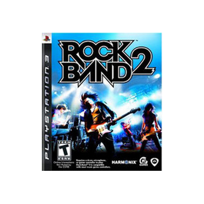 Electronic Arts 19111 Rock Band 2 Software PS3