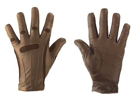 Bionic Glove DRBRMXXXL Men's Dress Brown Pair- XXX-large BGT010