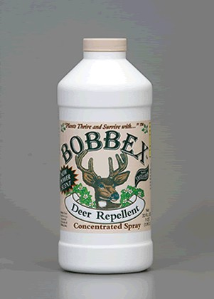 Bobbex B550100 Deer Repellant Quart Concentrate Bottle