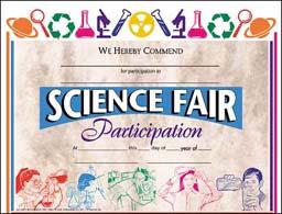 fair participation set of 30 8 5 x 11 certificates