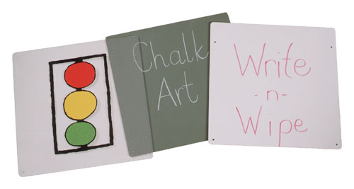 Sproutz 0660JC - Write-N-Wipe Easel Panel - Primary JNTC2558