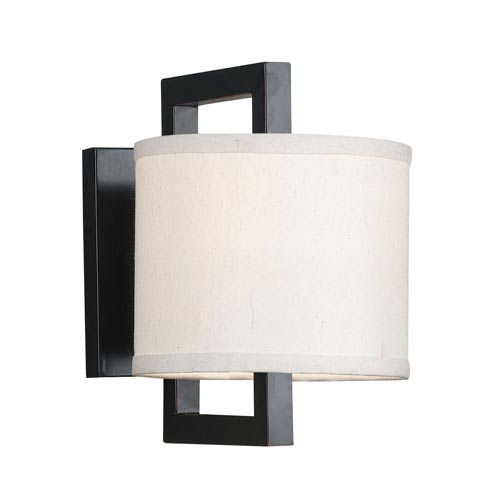 Kenroy Home 10063ORB Endicott Sconce- Oil Rubbed Bronze Finish