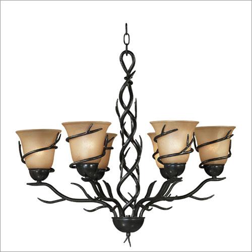 Kenroy Home 90900BRZ Twigs 6 Light Chandelier- Bronze Finish