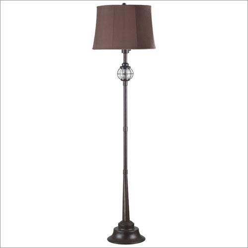 Kenroy Home 03071 Hatteras Floor Lamp- Gilded Copper Finish