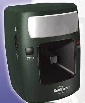 Koolatron CD02 Cat And Dog Repeller With 110V Adapter