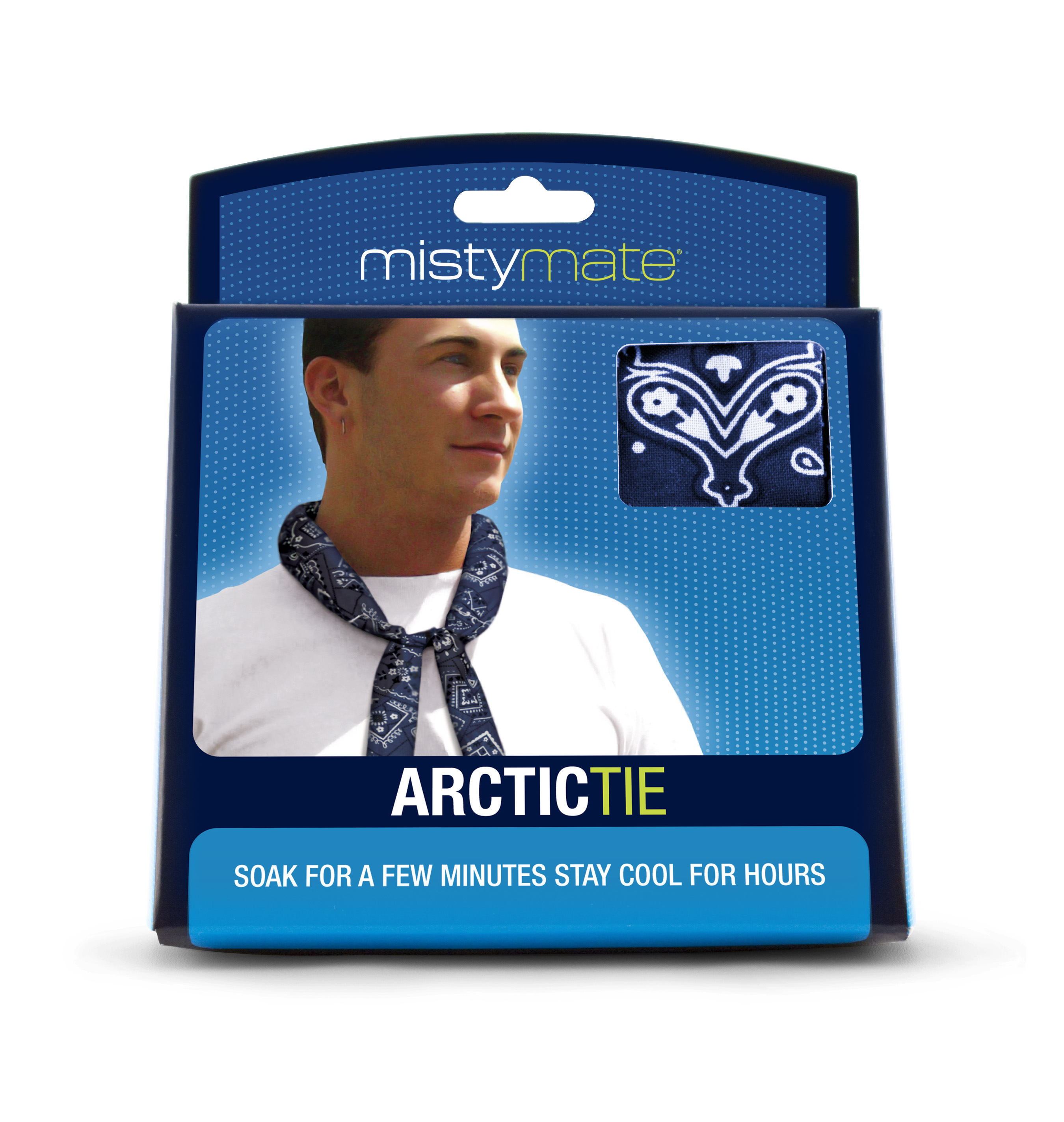 MistyMate 17 000 Arctic Tie Cooling Bandana