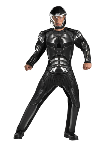 Costumes For All Occasions Duke Classic Muscle Adult XL at Sears.com