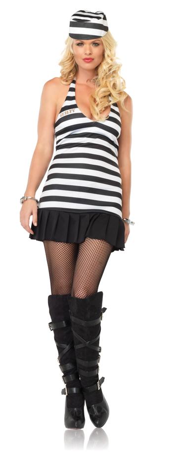 Costumes For All Occasions UA83536SD Jailgirl Small Medium