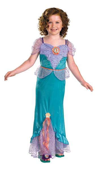 Costumes For All Occasions DG50509L Ariel Classic Small 4-6X
