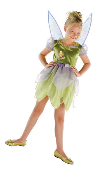 Costumes For All Occasions DG50432G Tink & The Lost Treasures Large