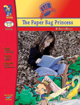On The Mark Press OTM1452 Paperbag Princess Lit Link 1-3