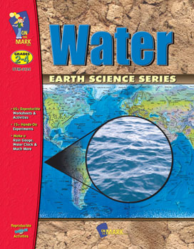 A variety of interesting and fun ways to investigate water`s properties and to practice basic literacy and numeracy skills. Contents: 32 language arts activities  17 math activities  4 research skills  24 science activities and 8 art activities. Answer Key. 102 pages.