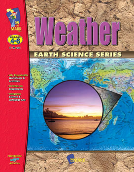 <li>Activities focus on temperature  wind  storms  air pressure  moisture and weather lore. <li>Use the ideas and activities in this resource to supplement a theme on the weather. <li>Answer Key. <li>50 activities  102 pages. <li>Grade: 4-6.<li>Satisfaction Ensured<li>Design is stylish and innovative.<li>Functionality that is Unbeatable.