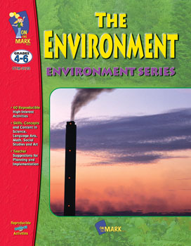 Students learn what happens when we do not protect our environment and how to reduce  reuse and recycle. Over 60 activities cover waste disposal  pollution  greenhouse effect  acid rain  recycling and wildlife protection.<br><li>86 Pages. <li>Grade: 4-6.