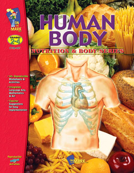 Students will love this jam-packed unit as they learn about human body parts and systems. Worksheets guide students to learn about senses  body parts  organs  skeleton  blood and good health. They will play games  make masks  dough faces and book marks and complete word challenges to improve their language  numeracy  science and artistic skills. Answer Key. 78 activities  94 pages.