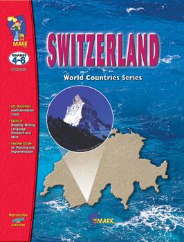 On The Mark Press OTM108 Switzerland Gr. 4-6