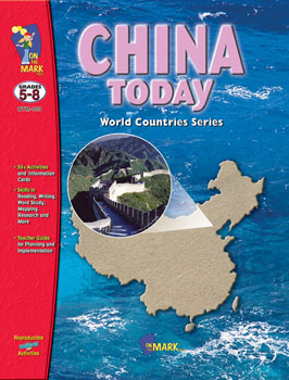 On The Mark Press OTM109 China Today Gr. 5-8
