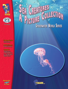 On The Mark Press OTM1601 Sea Creatures