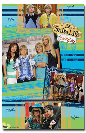 Trends International RP9127 Suite Life Group<Br>Poster