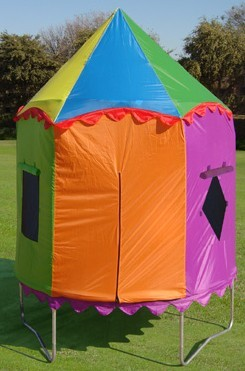 Bazoongi BZJP7506ECC Circus Trampoline Tent