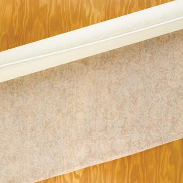 Ivory Fabric Aisle Runner
