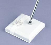 Hortense B. Hewitt 30315 White With All My Heart Pen Set