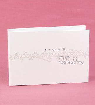 Hortense B. Hewitt 82406 My Son's Pearlescent Wedding Album