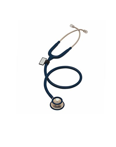 MDF Instruments MDF777I11 MD One Infant Stainless Steel Dual Head Stethoscope -Black -Infant