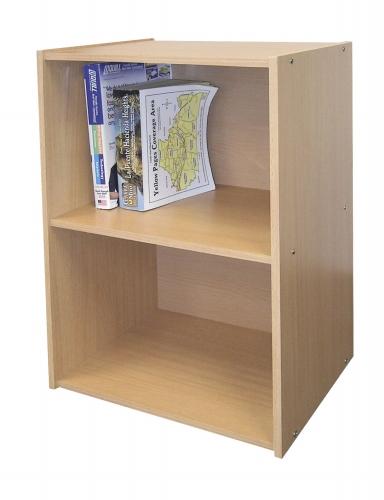 Ore International JW-191 2-Level Bookshelf