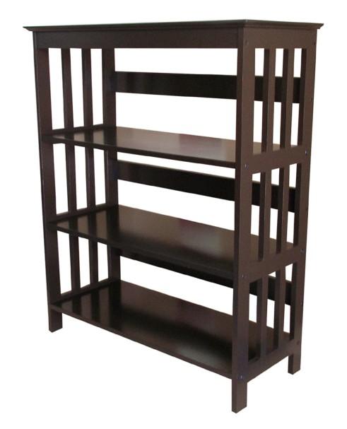 Ore International R5416 ES 36   3-Tier Bookcase - Espresso