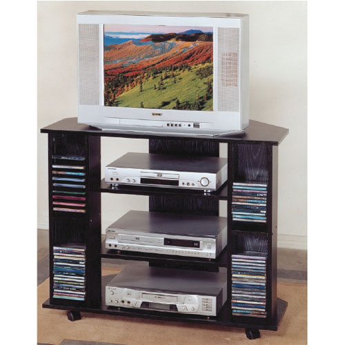 Ore International R556BK 35   TV Stand