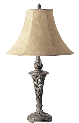 Ore International 2015 31   Table Lamp - Antique Brass