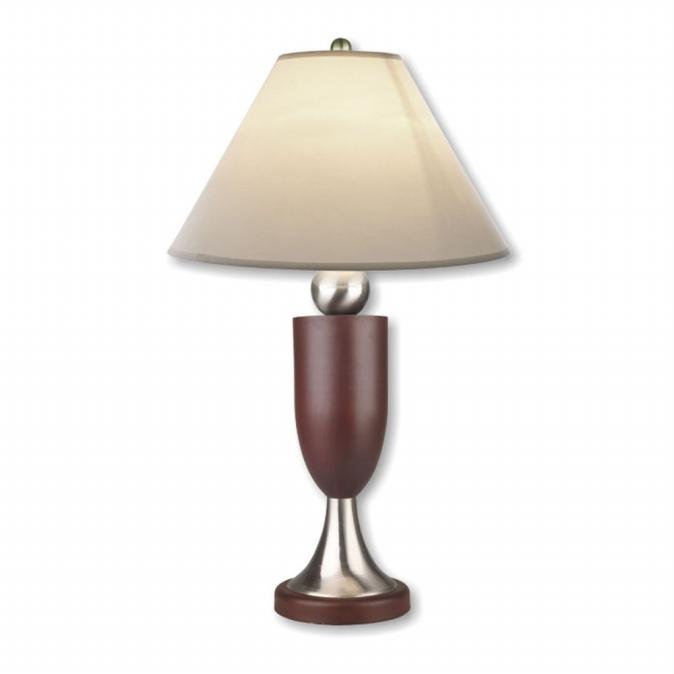 Ore International 8196 30   Modern Ball Table Lamp