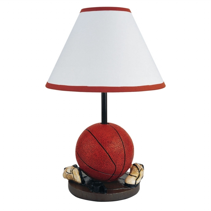 Ore International 31604BA Basketball Accent Lamp