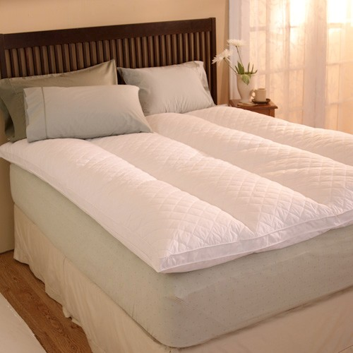 Pacific Coast 42647 Euro Rest Feather Bed - Queen
