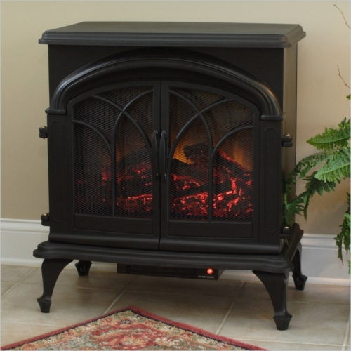Fire Sense 60354 Fox Hill Electric Fireplace Stove