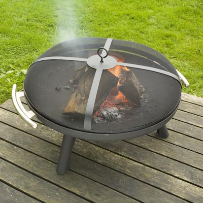 Fire Sense 60465 Grilltech Space Fire Pit 800 at Sears.com