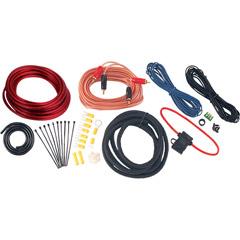 Boss KIT-ZERO Complete 10-Gauge Amplifier Installation Kit
