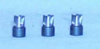Blair BLR11108-3 11000 Series Rotobroach Cutters - 3/8 Inch - 3 Pack