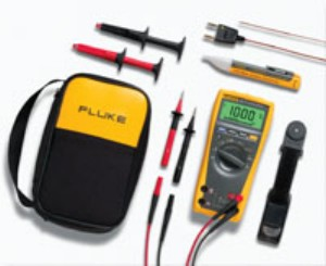 Fluke FLU179/1ACII Multimeter Combo Kit